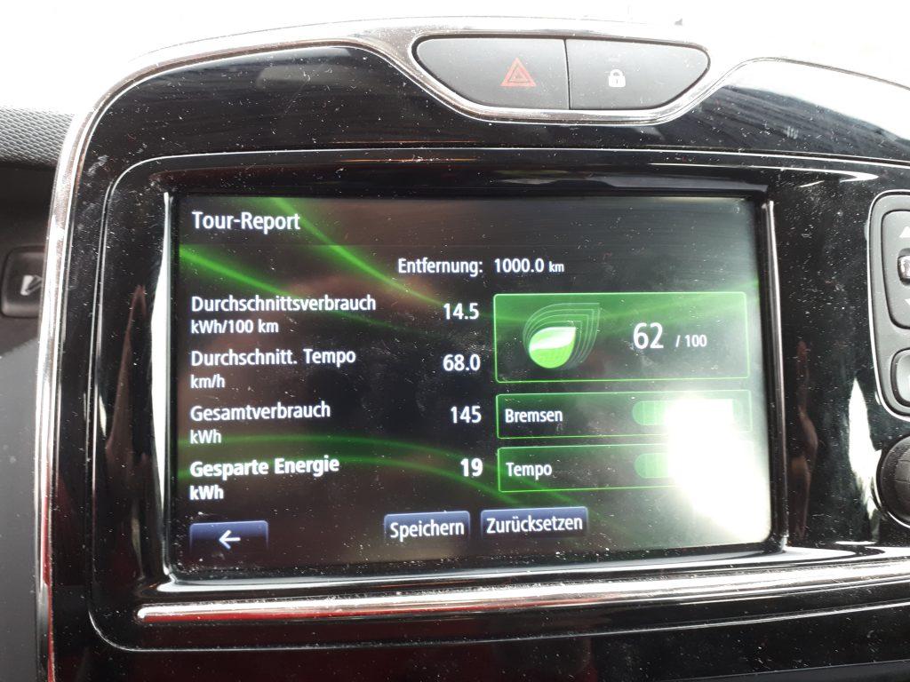 14,5 kW sind 1,45 Liter Sprit